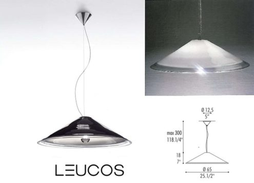 Leucos Melaina Pendant Lamp - catalogue picture