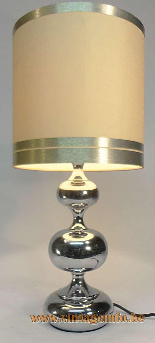 Hustadt Leuchten Barbier Style Table Lamp