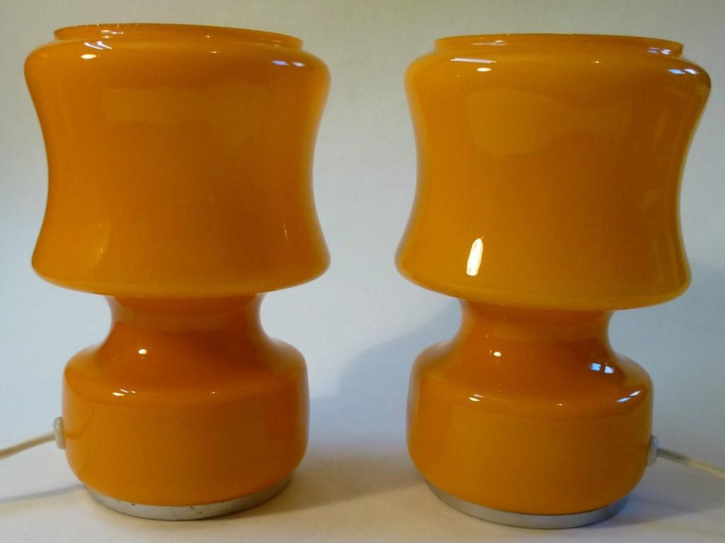 Hustadt-Leuchten Crystal Glass Pendant Lamp - Hustadt Leuchten Table Lamps