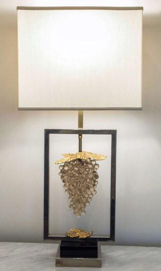 Maison Lancel Table Lamp