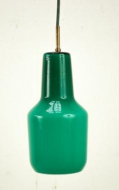 Massimo Vignelli Venini Pendant Lamp - Green version