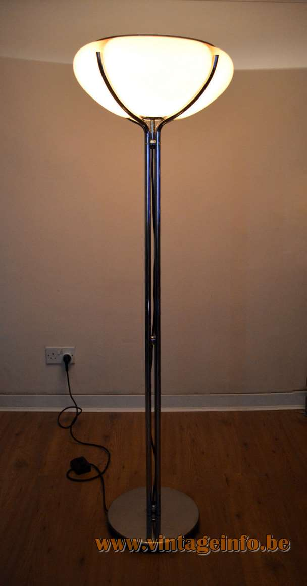 Harvey Guzzini Quadrifoglio Floor Light