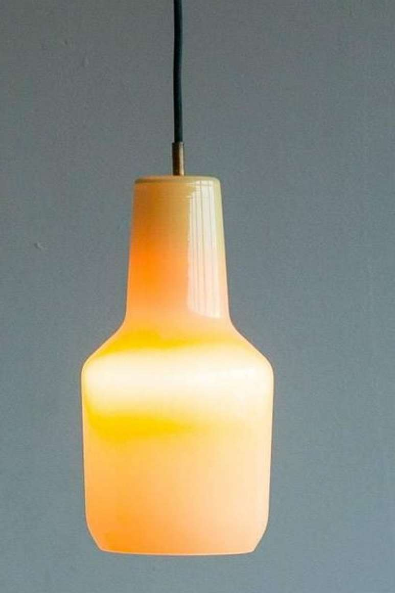 Massimo Vignelli Venini Pendant Lamp - Yellow version