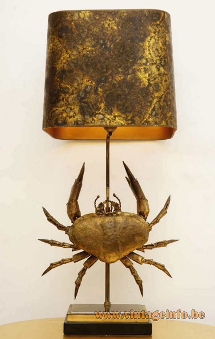 1970s Brutalist Sailboat Wall Lamp