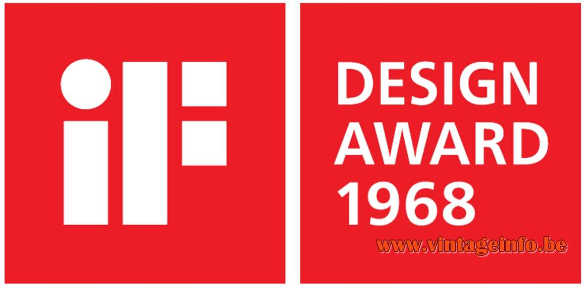 iF Design Award 1968