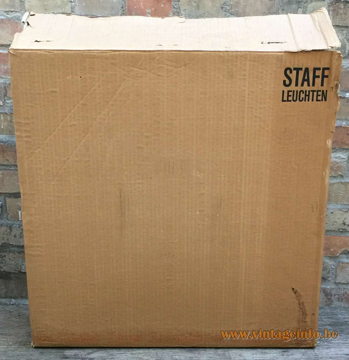 Staff Oyster Box