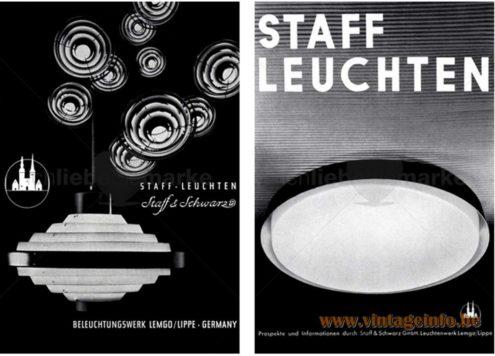 Staff & Schwarz Leuchtenwerk Publicity