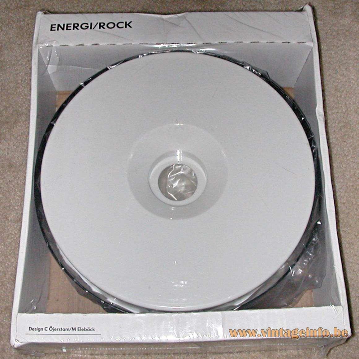 IKEA Energi Rock Table Lamp - Box