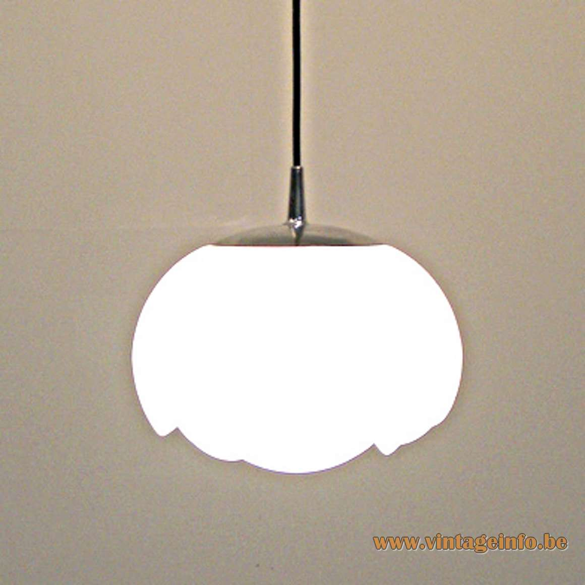 Peill + Putzler Artichoke Flush Mount or Wall Lamp - Peill + Putzler Artichoke Pendant Lamp