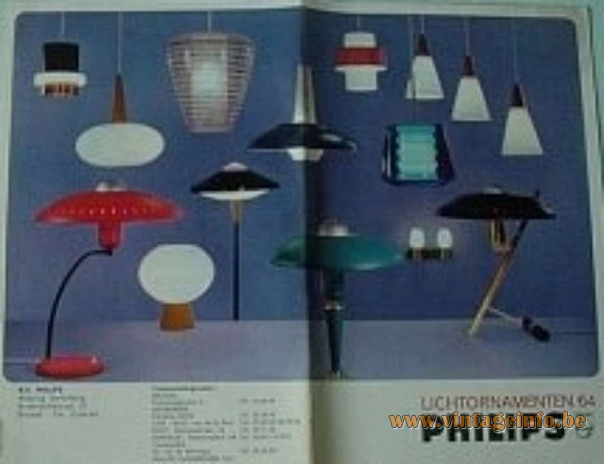 Philips Advertisement colour 1960s