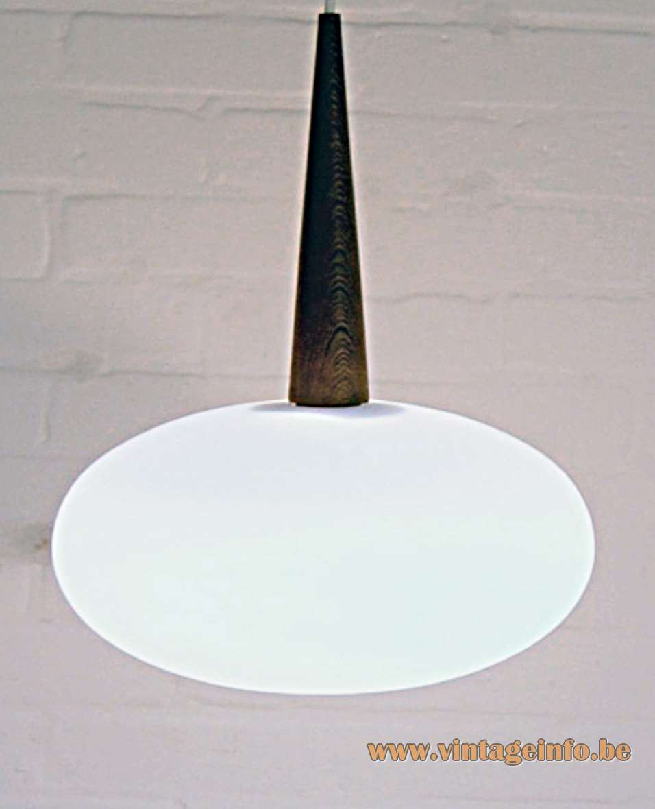 Philips Opal Pendant Light - Philips NG 74-35 - Edam