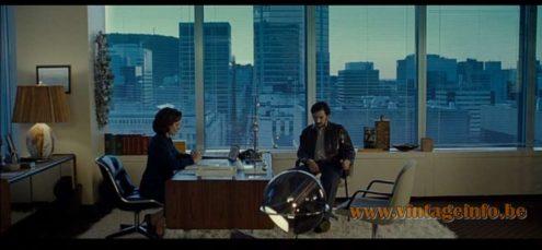 Raak Globe Floor Lamp - L'instinct De Mort (2008)