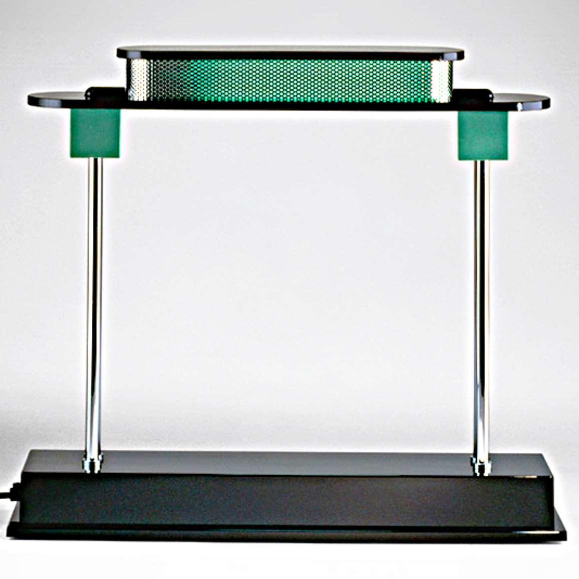 Artemide - Ettore Sottsass - Pausania table lamp