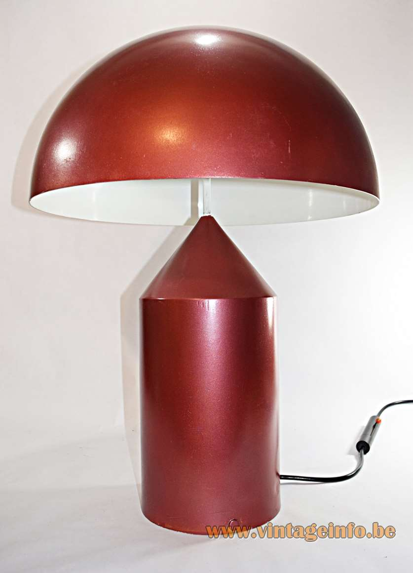 Oluce Atollo Table Lamp