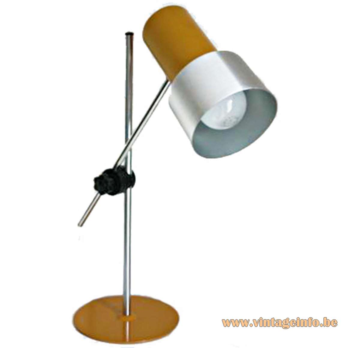 Vanilla Eyeball Desk Lamp - Prova Desk Lamp for BHS