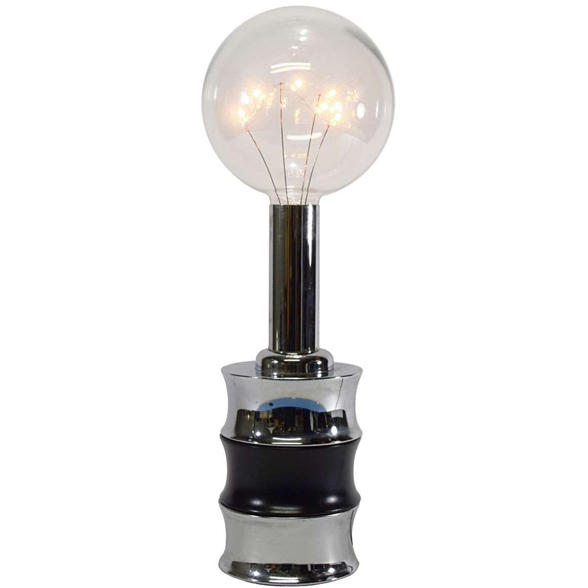Globe Filament Table Lamp