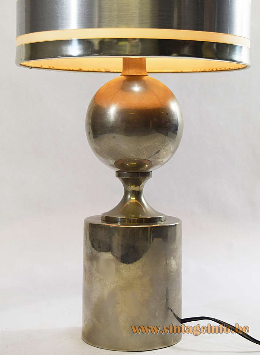 Philippe Barbier Table Lamp