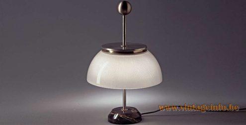Artemide Camera Terra Floor Lamp - Artemide Alfa - 1959 - Sergio Mazza