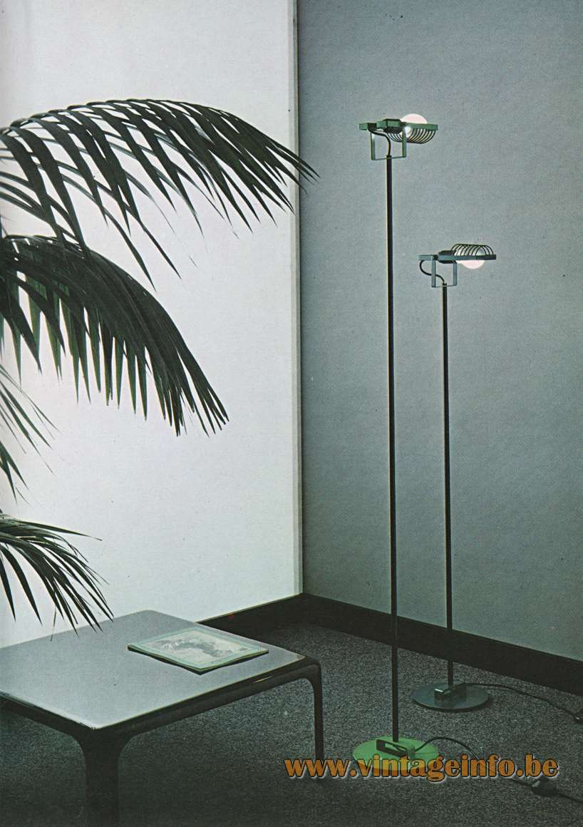 Artemide Sintesi Terra Catalogue