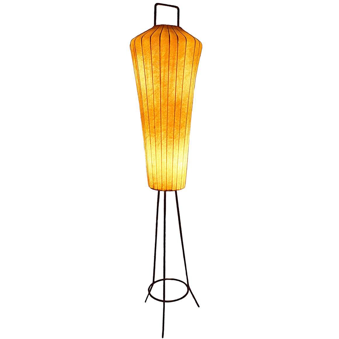 Artimeta Lugano Tripod Cocoon Floor Lamp
