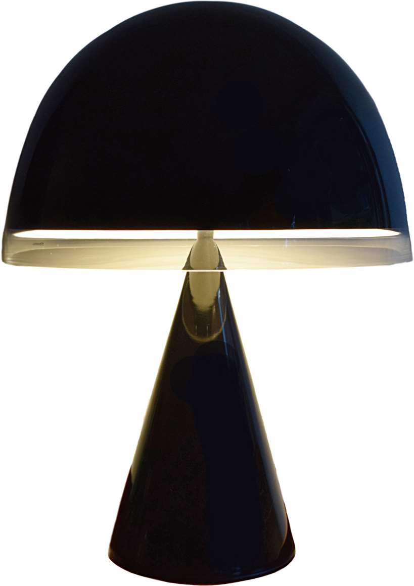 iGuzzini Baobab Table Lamp - big edition - black