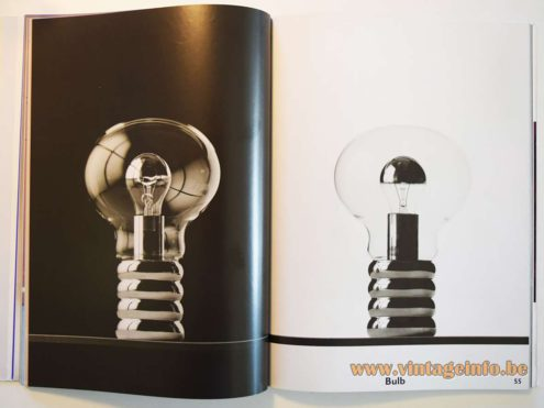 Ingo Maurer Bulb Table Lamp - Catalogue 1993