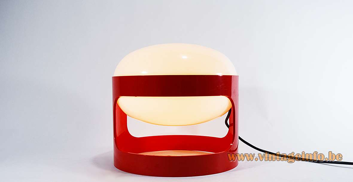 Joe Colombo KD 27 Table Lamp