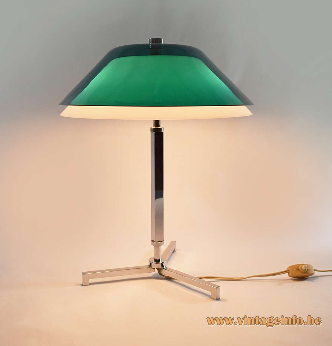 1960s Senior Style Desk Lamp