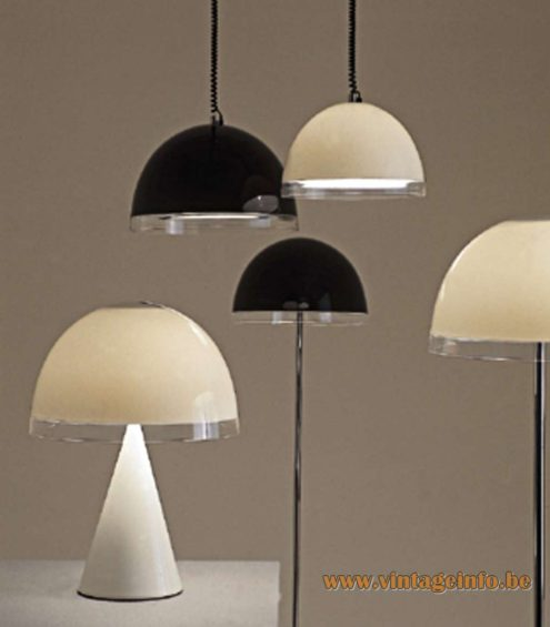 iGuzzini Baobab Collection: Table Lamp, Pendant Lamps, Floor Lamps