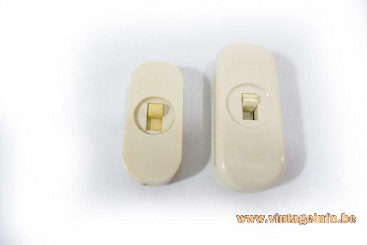 Achille Castiglioni VLM Switches 450 and 475
