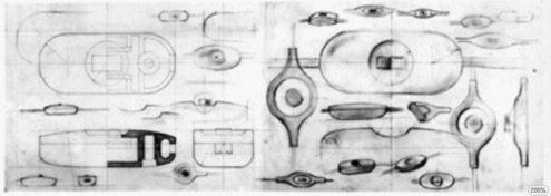 Castiglioni VLM switches sketch