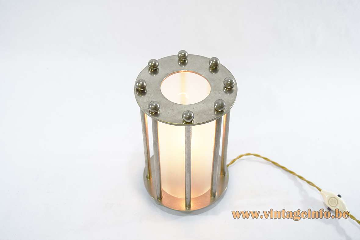 1930s Modernist Table Lamp