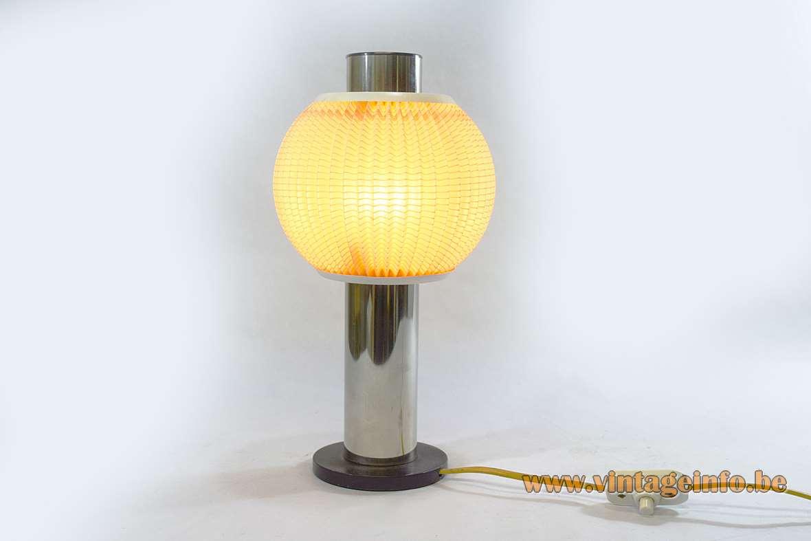 East German Table Lamp