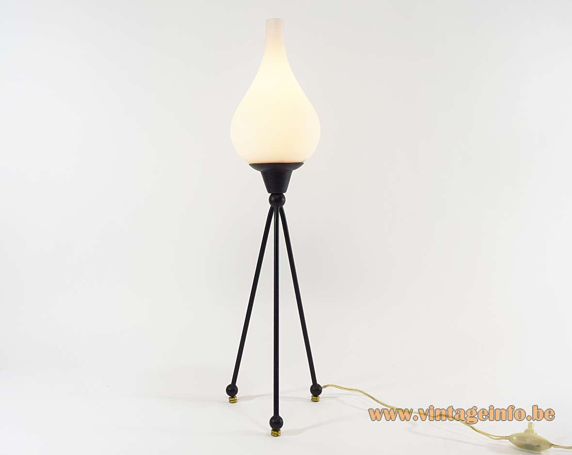 Fratelli Rumi Tripod Table Lamp