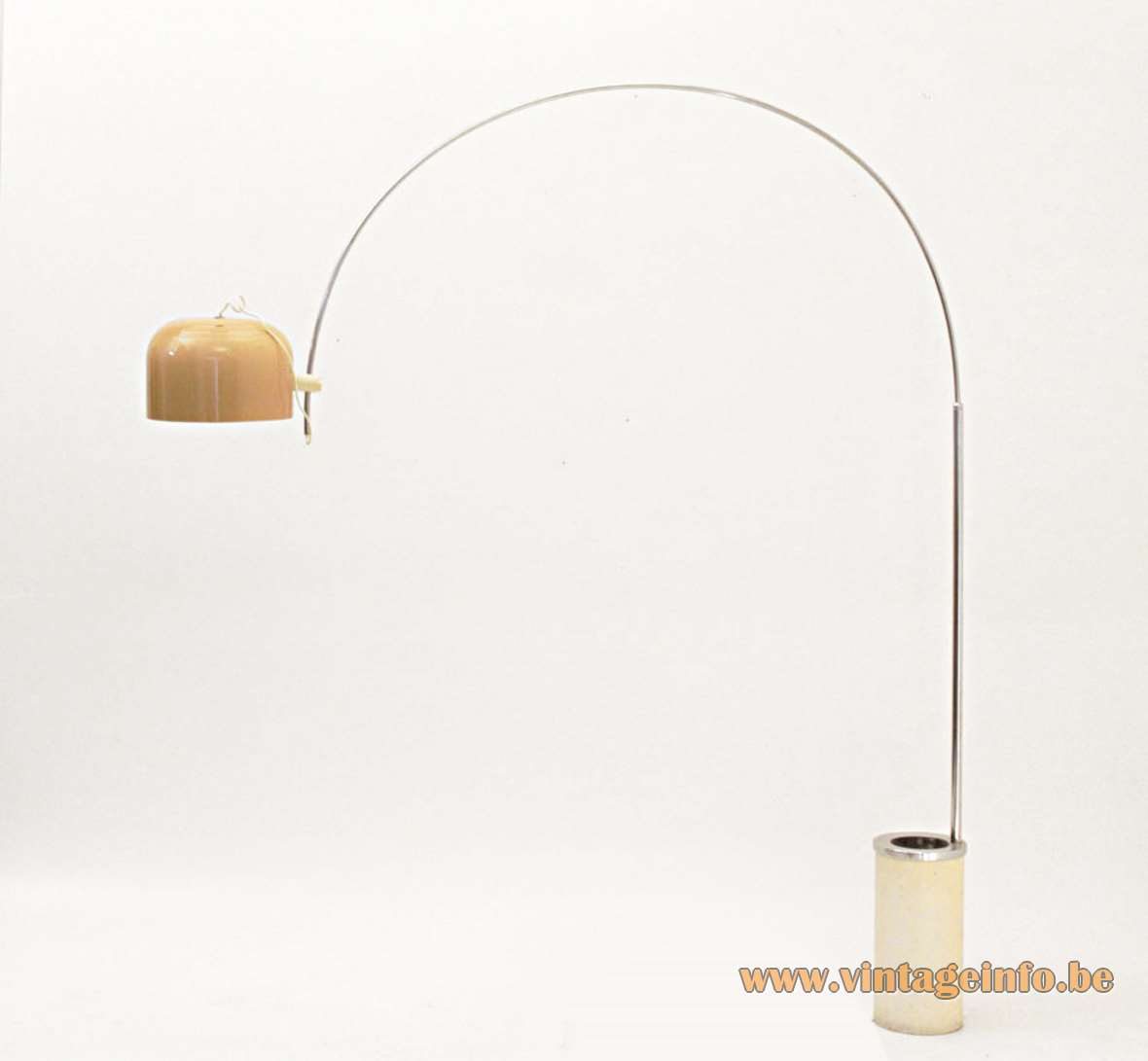 Harvey Guzzini Arc Floor Lamp