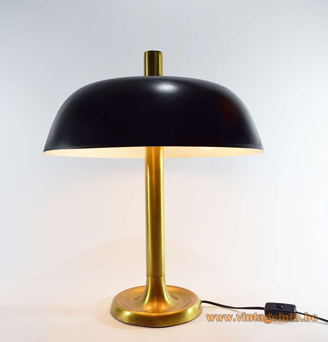 Hillebrand Table Lamp 7377