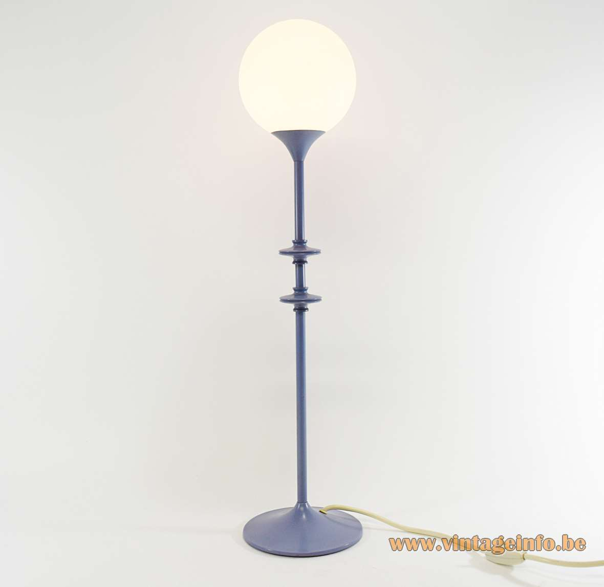 Indigo Table or Floor Lamp