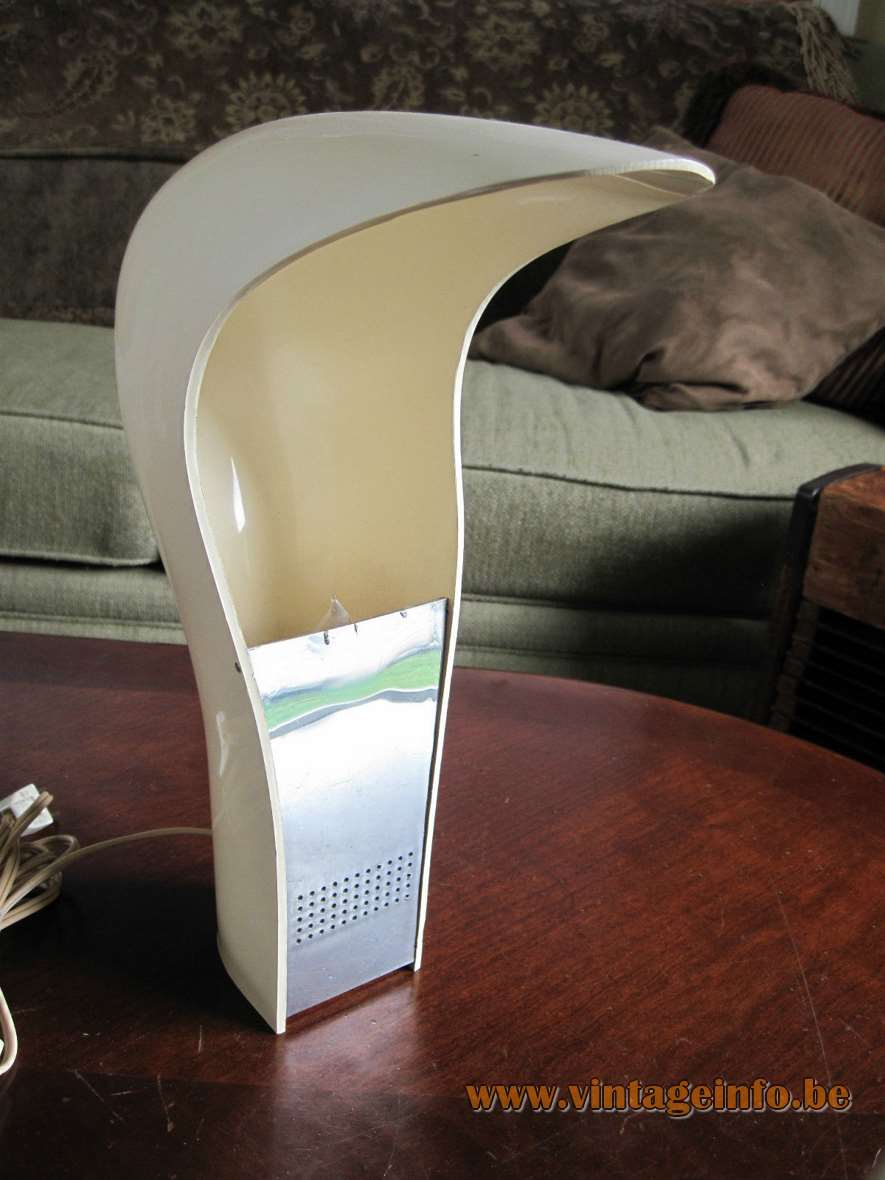 Lamperti Pelota Desk Lamp - White