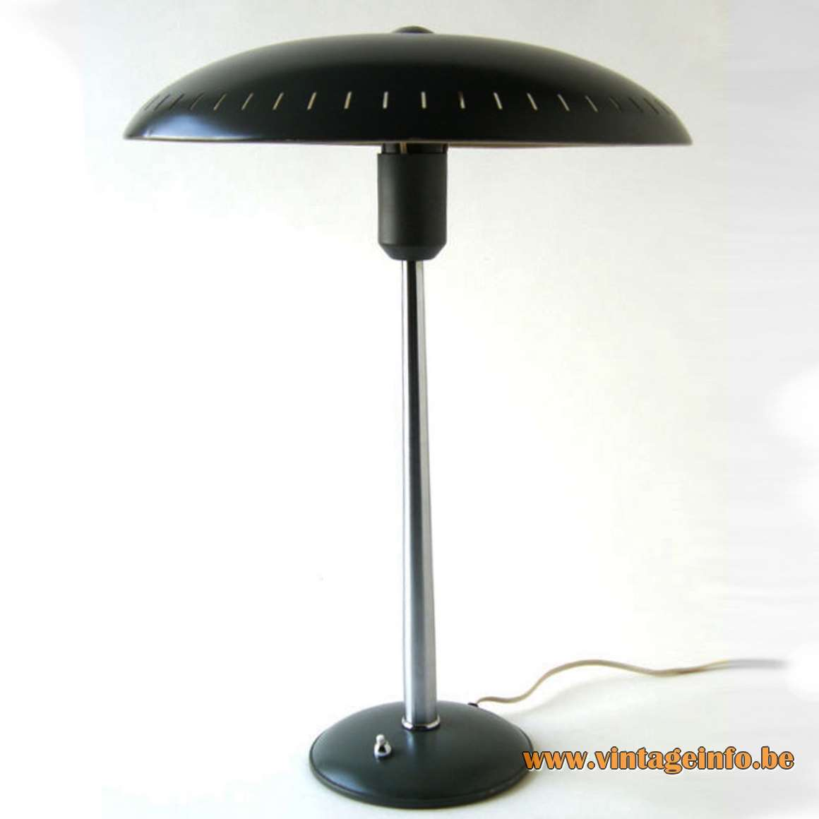 Louis Kalff Philips Desk Lamp