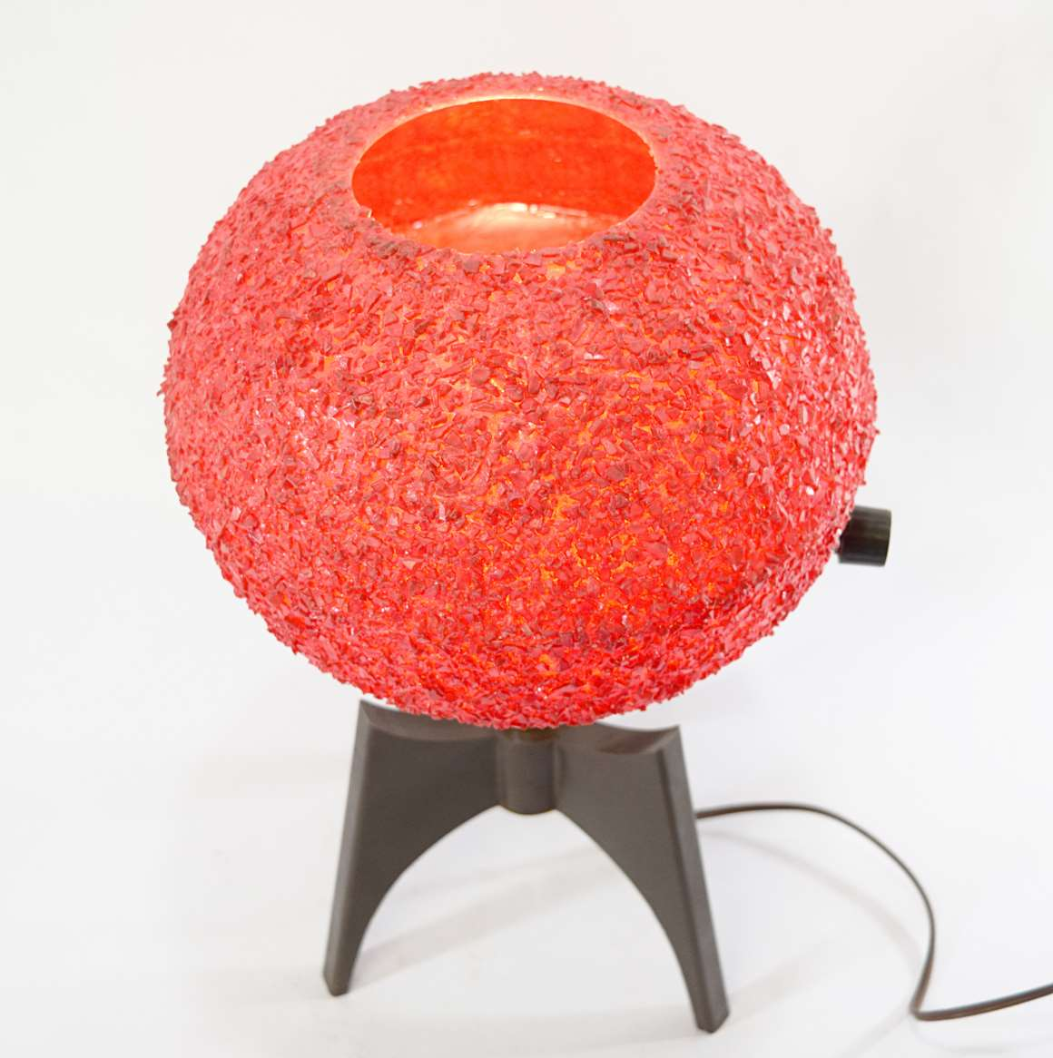 Sugar Ball Tripod Table Lamp