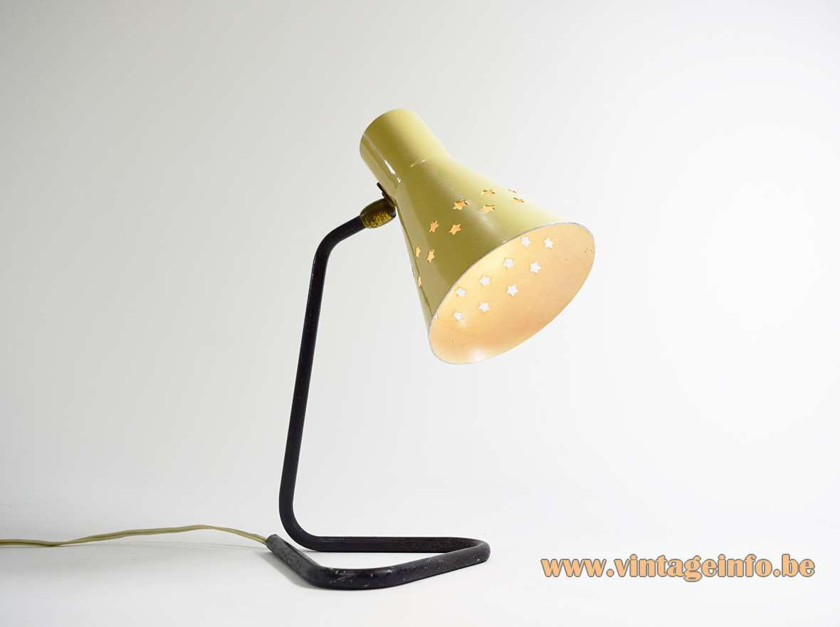 1950s Desk or Wall Lamp