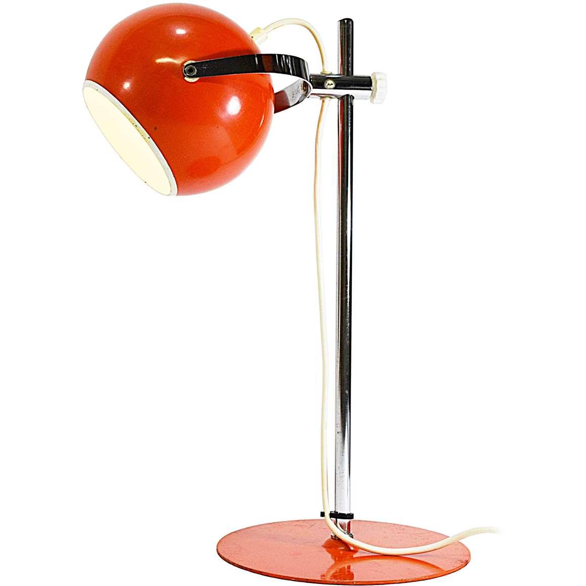 Eyeball Desk Lamp
