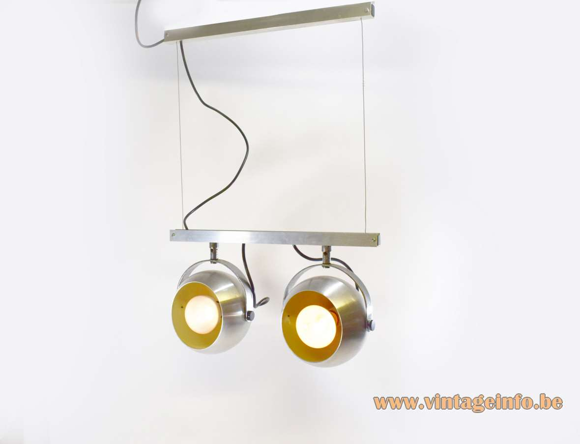 Eyeball Spotlight Ceiling Light