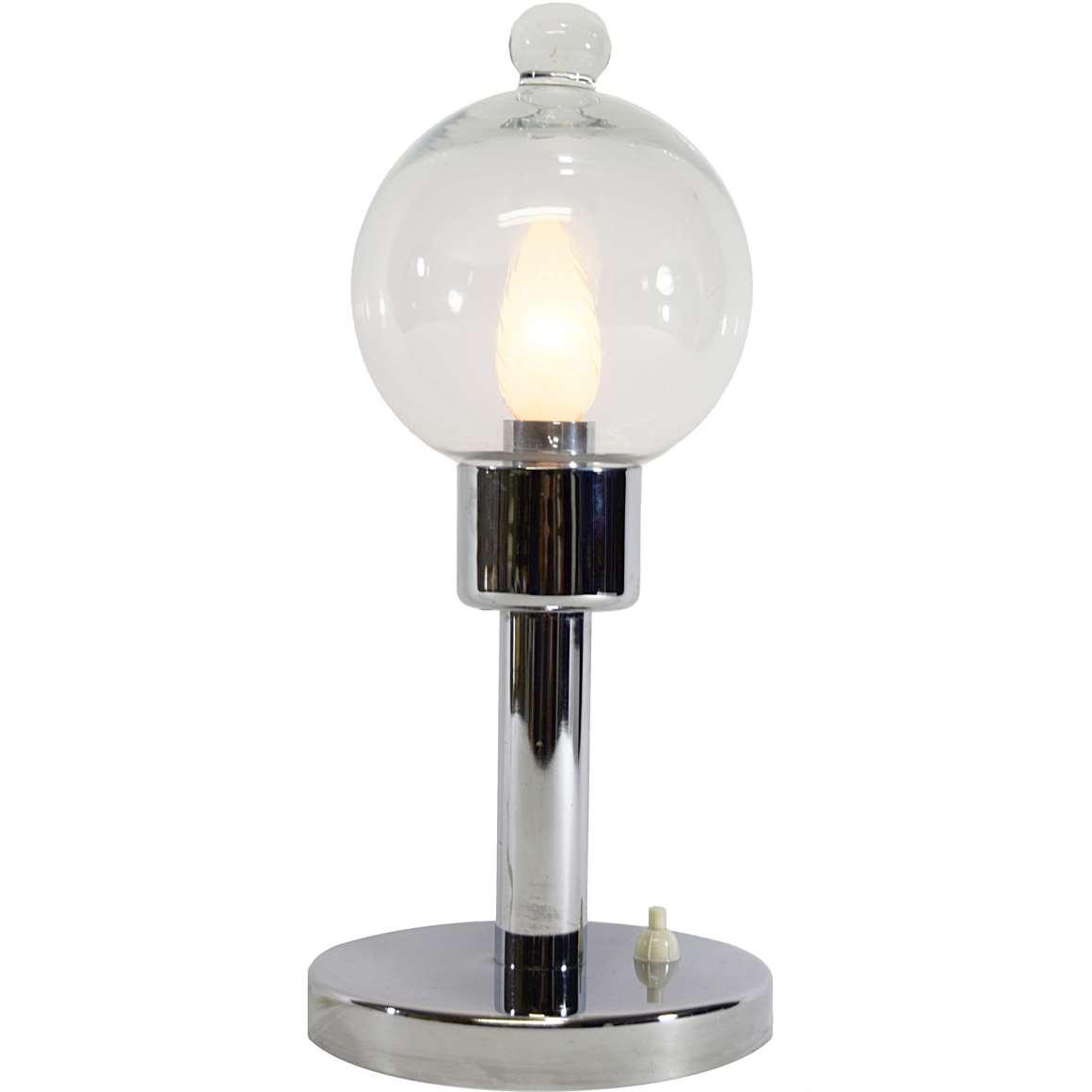 Florentine Droplet Table Lamp