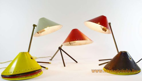 Hala Pinocchio Table Lamps Collection