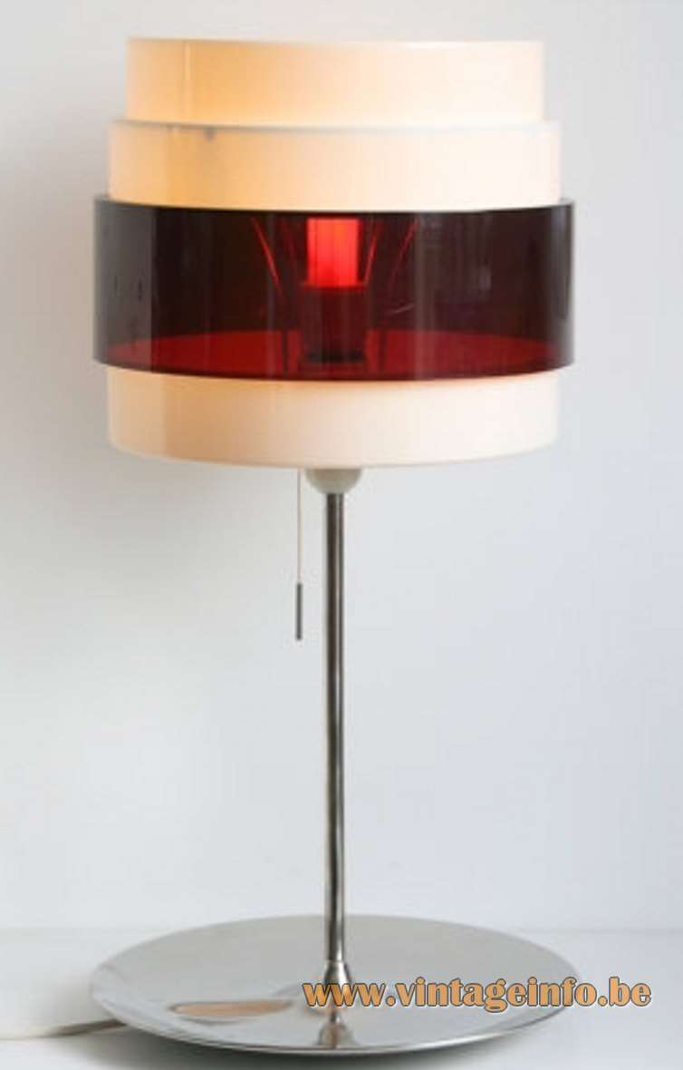 IKEA Energi Rock Table Lamp