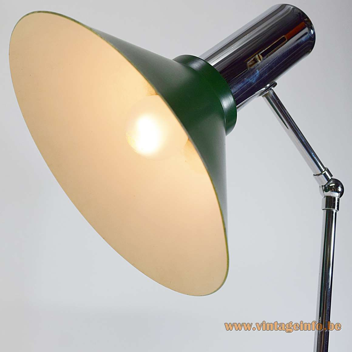 Italian Adjustable Desk Lamp - BHS - Prova - Massive