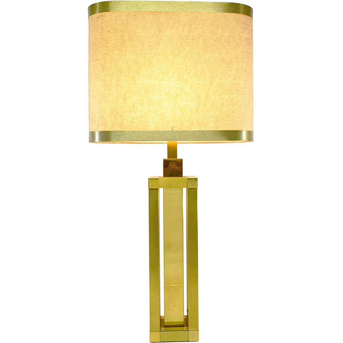 Romeo Rega Square Tubes Table Lamp