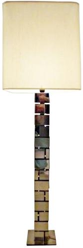 Curtis Jeré Skyscraper Table Lamp - Floor Lamp