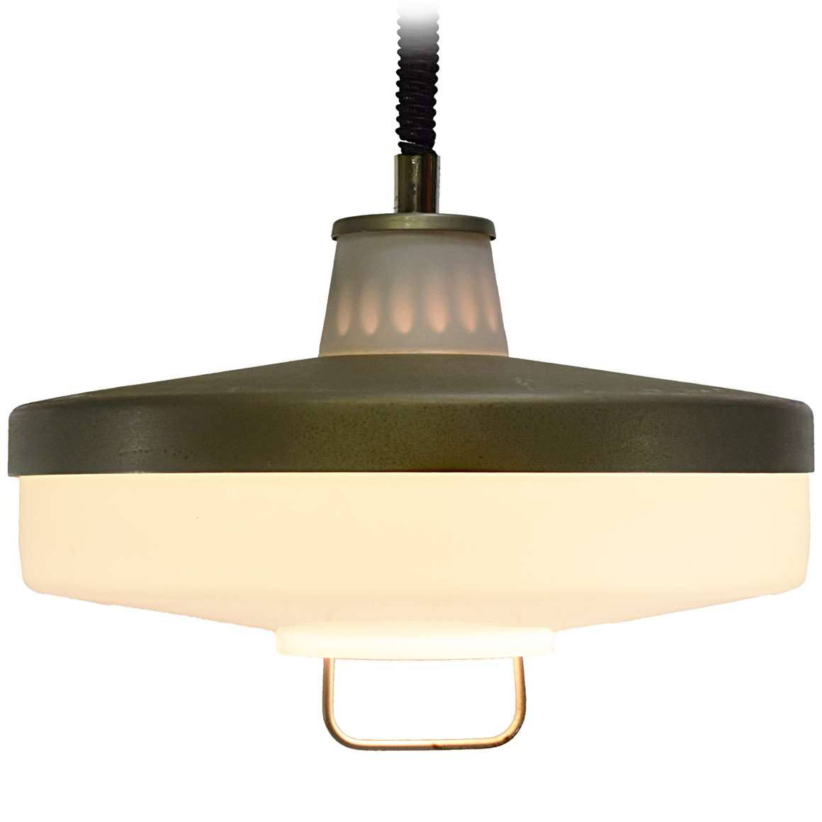 Swedish Rise & Fall Pendant Light